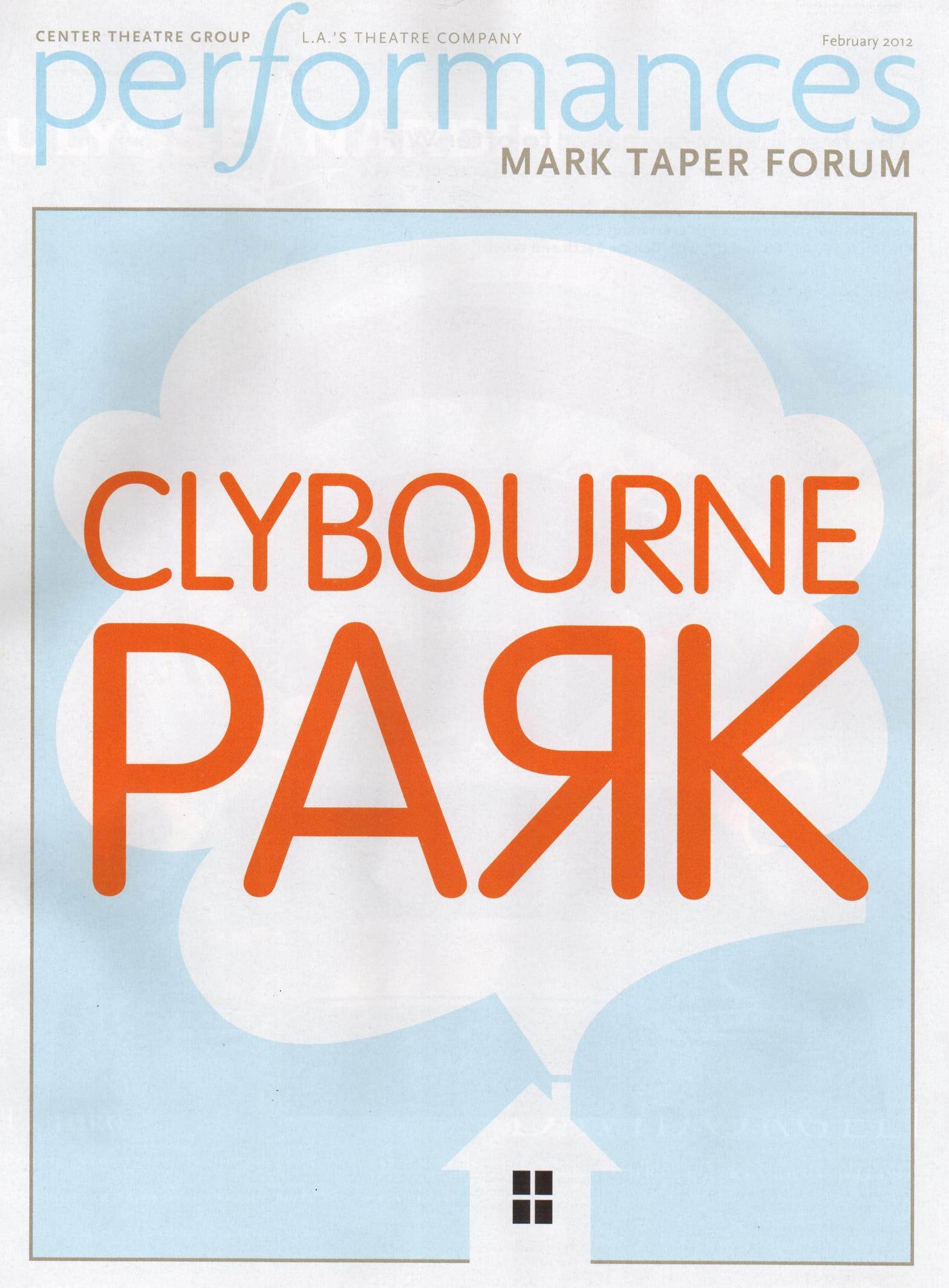 LA CTG 2012 Clybourne Park