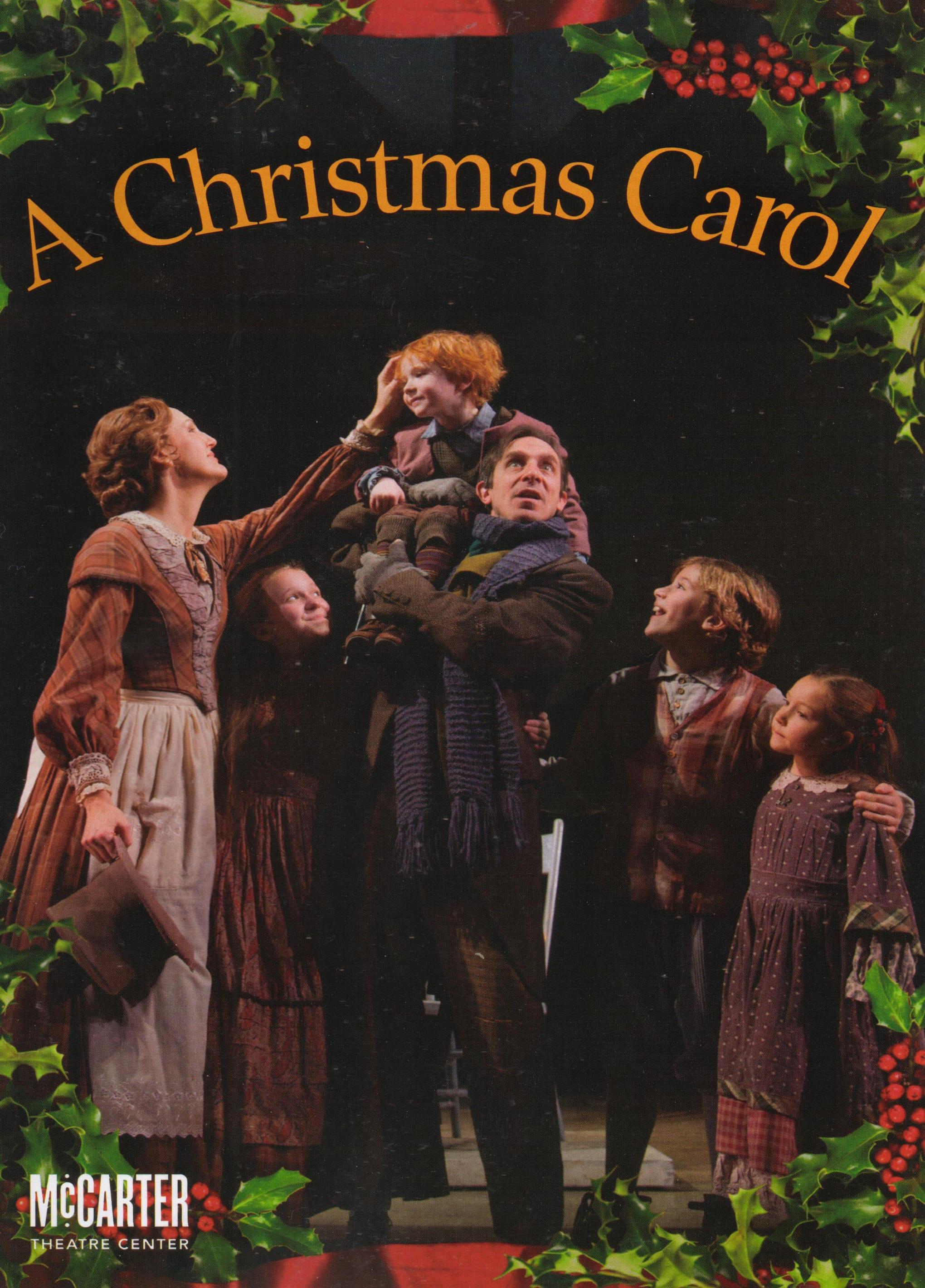 McCarter 2013 CHRISTMAS CAROL