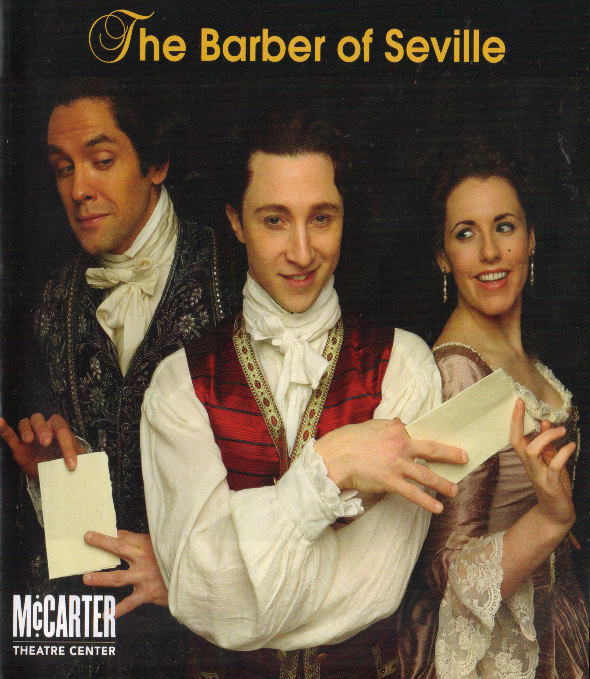 McCarter 2014 BARBER of Seville
