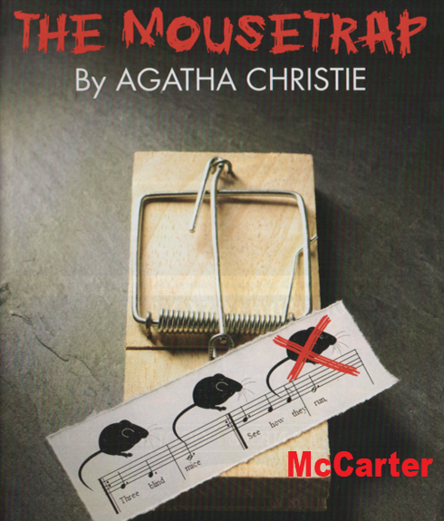 McCarter 2016 THE MOUSETRAP