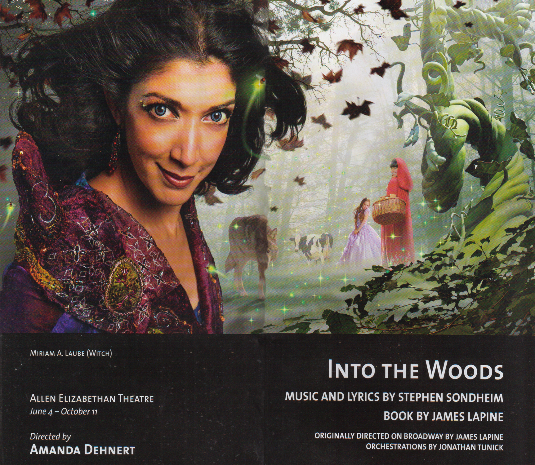 OSF 2014 INTO THE WOODS