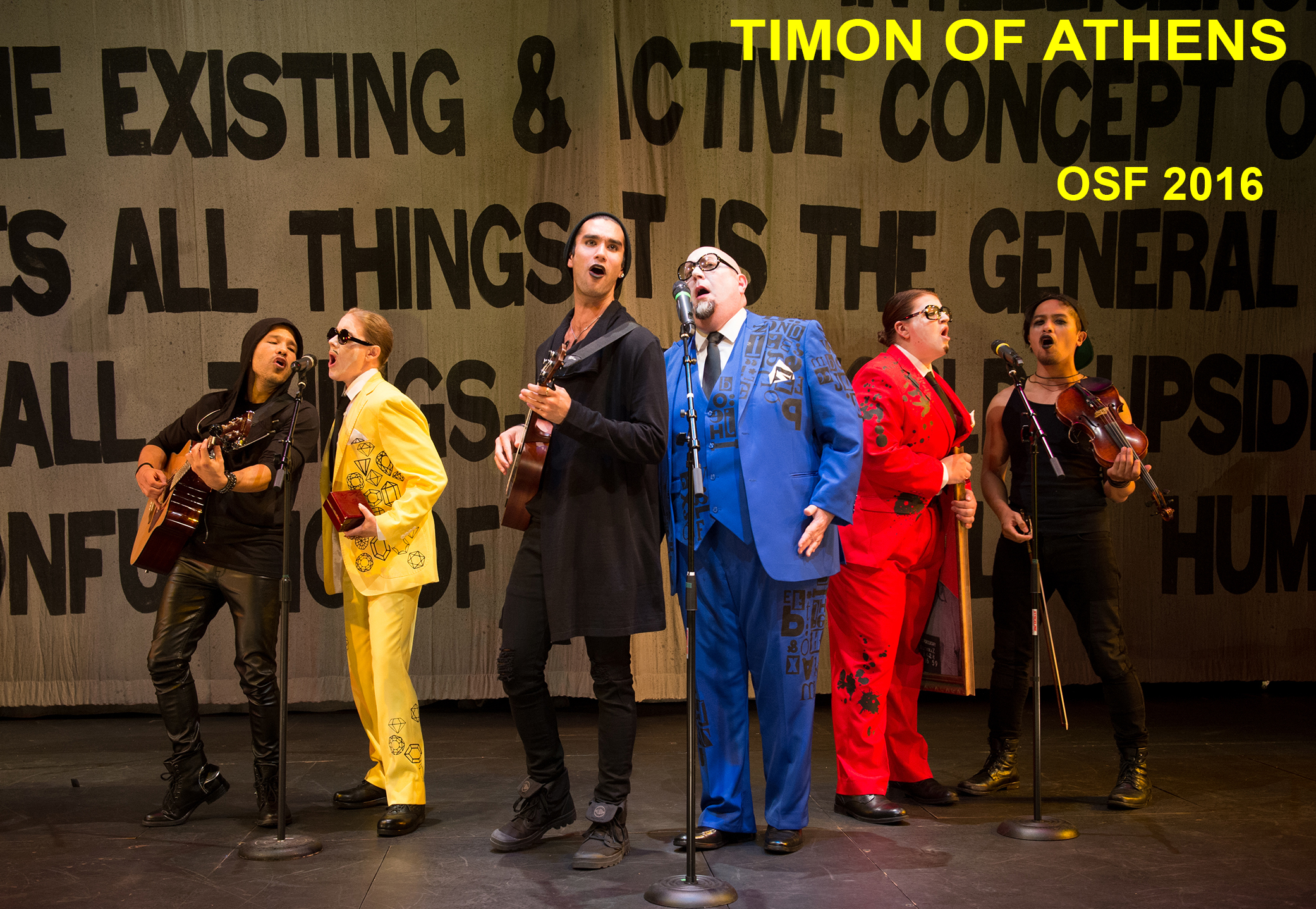 OSF 2016 TIMON OF ATHENS
