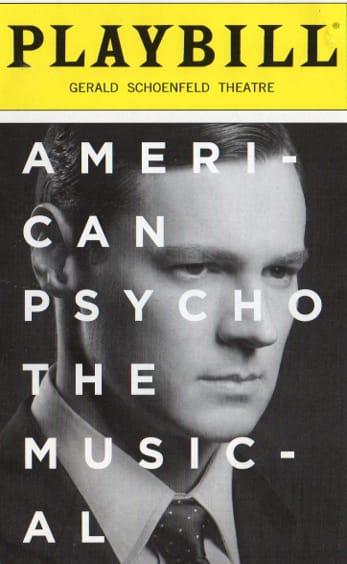 TOFT American Psycho 2016
