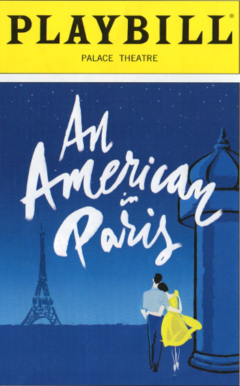 TOFT American in Paris 2015