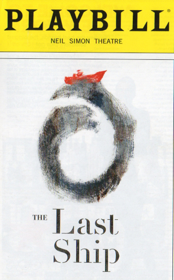 TOFT The Last Ship 2015